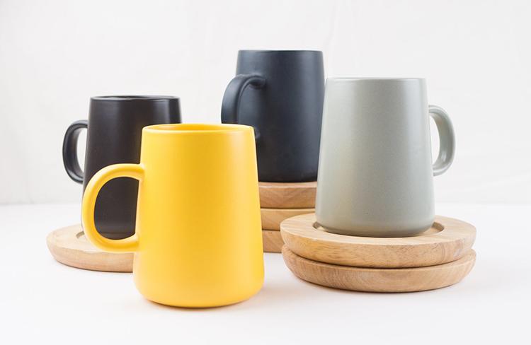 Ceramic Nordic Modern Coffee Mugs