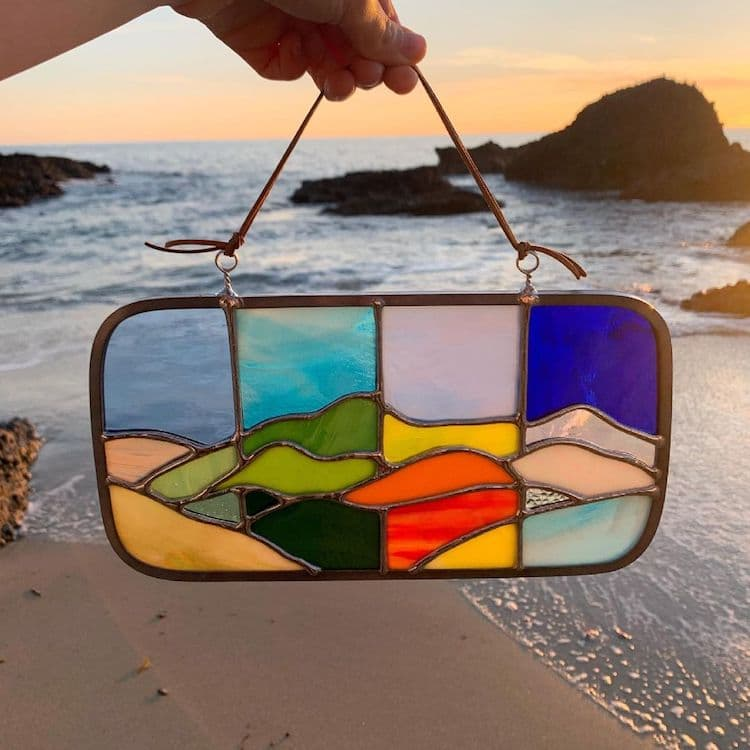 Stained Glass Art by Colorado Glass Works