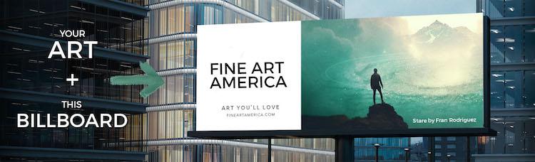 Billboard Art Contest