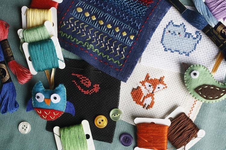 Cross Stitch and Crafts