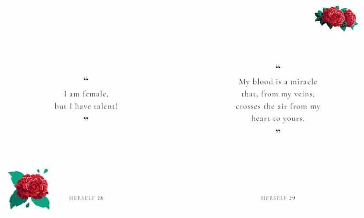 Buku Kebijaksanaan Frida Kahlo