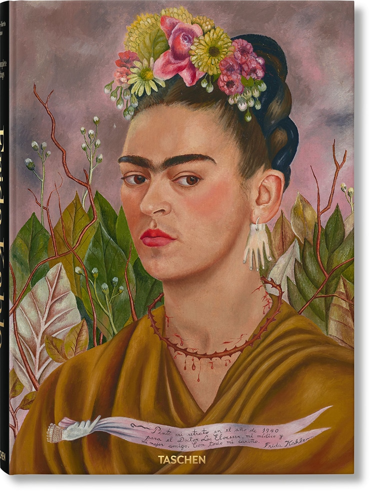 """Taschen's """"Frida Kahlo: The Complete Paintings"""" Is a Powerful Retrospective on the Legend"""