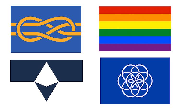 Vexillology Flag, Rainbow Flag, True South Flag, Earth Flag