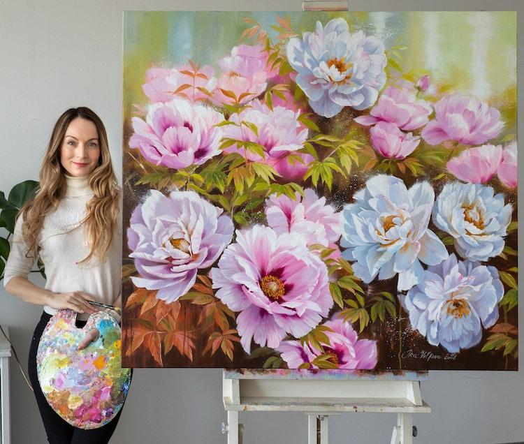 Paintings by Ira Volkova