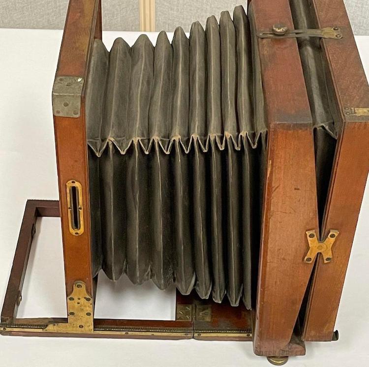 19th Century Field Camera