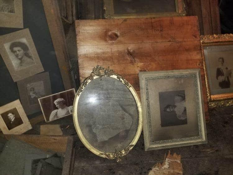 James E. Hale Portrait Studio Discovered in Attic