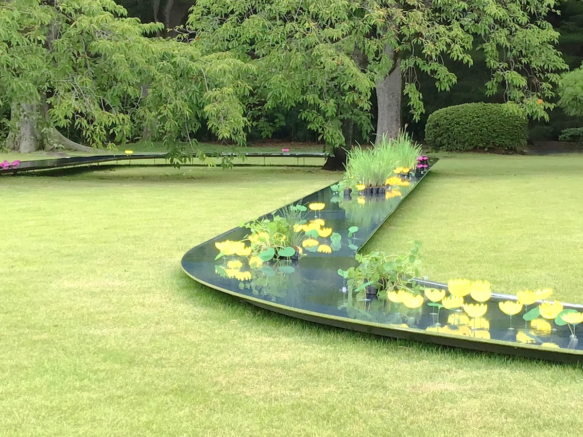 Suimei Water Pavilion by Kazuyo Sejima