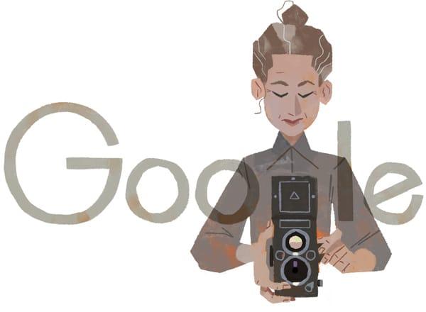 Doodle de Google de Lola Álvarez Bravo