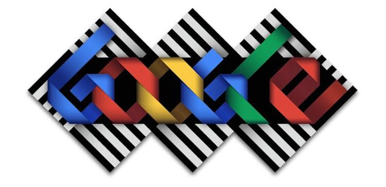 Doodle de Google de Omar Rayo