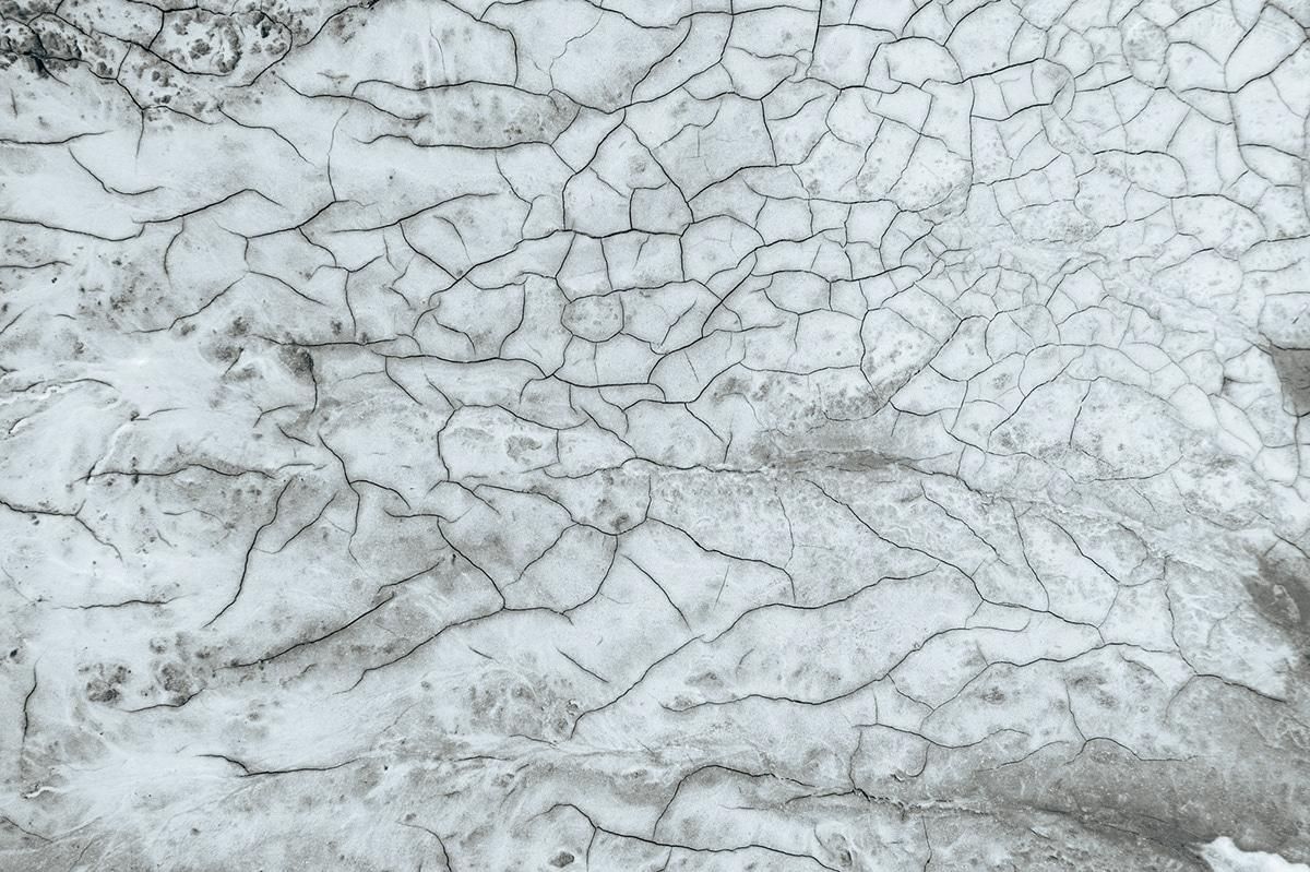 Salt Fields in Camargue by Paolo Pettigiani