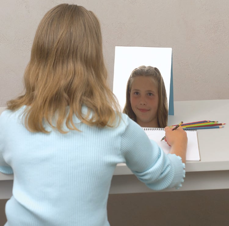 Self Portrait Mirror