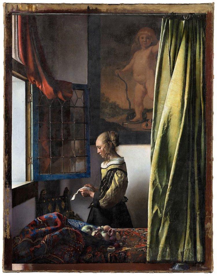 Vermeer Painting Restored in Dresden
