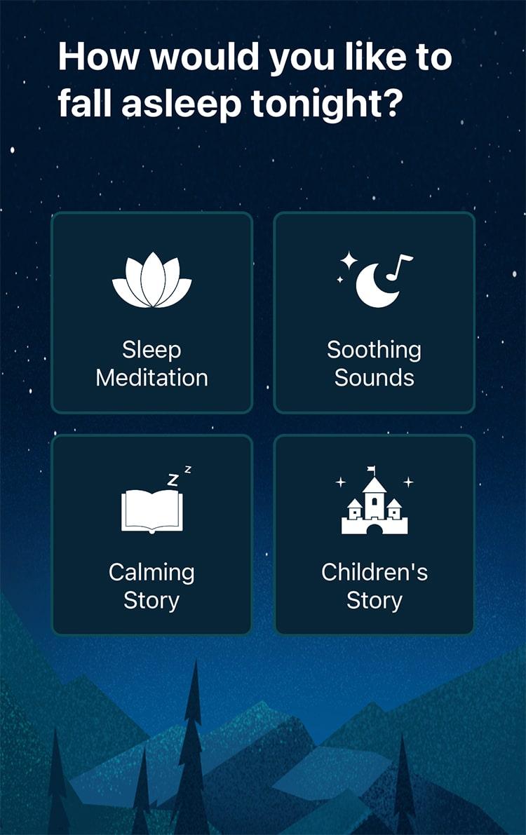 Slumber App for Insomnia