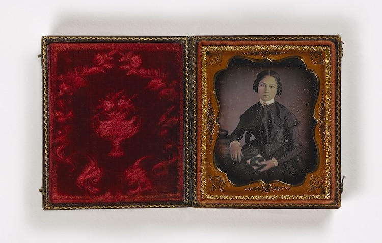 Smithsonian American Art Museum Early American Photography Collection