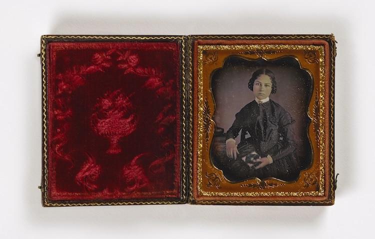 Colección de fotografía temprana del Museo Smithsoniano de Arte Americano