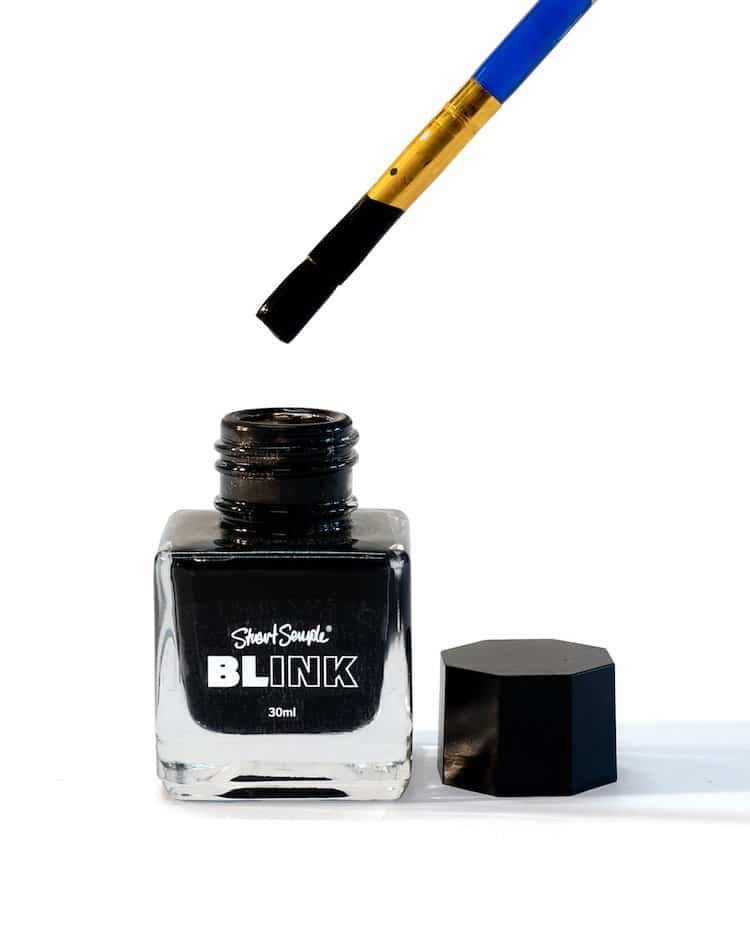 Blink Blackest Black Ink by Stuart Semple