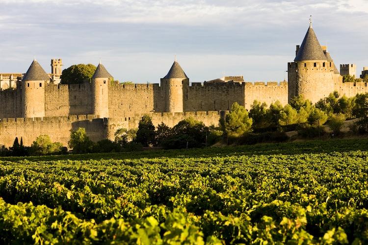 Vignoble Carcassonne, meilleures région vin France