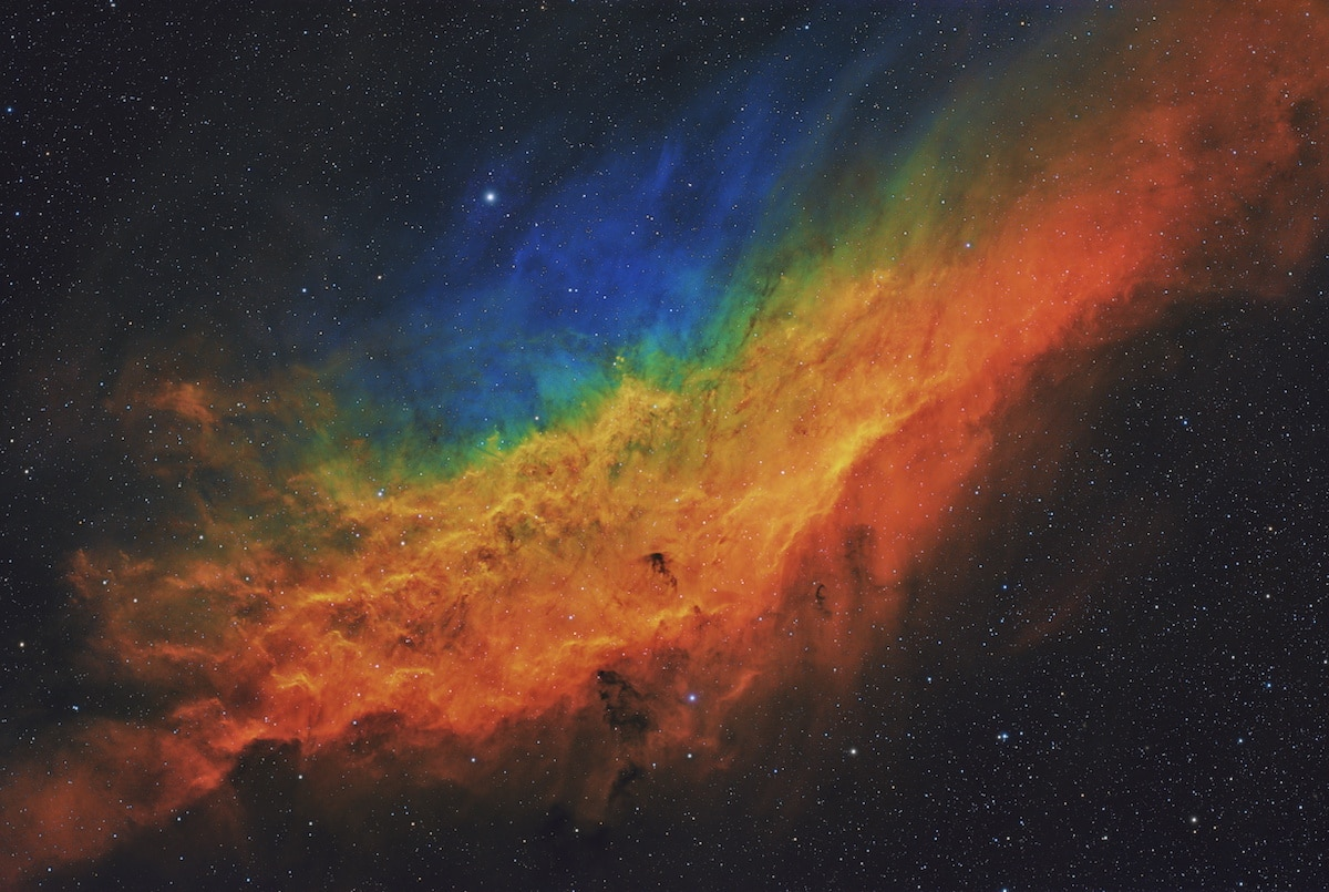 Nebula California