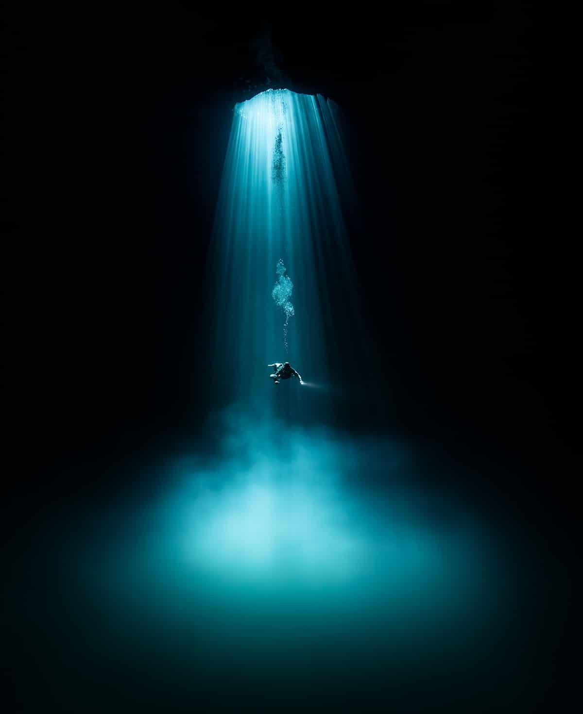 Martin Broen Underwater Images