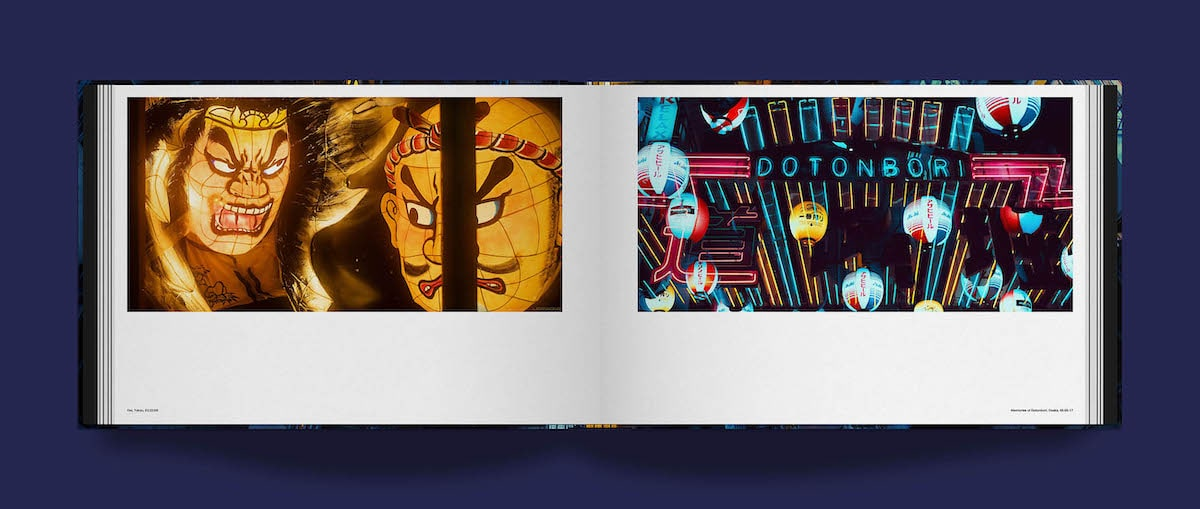 After Dark Photo Book by Liam Wong