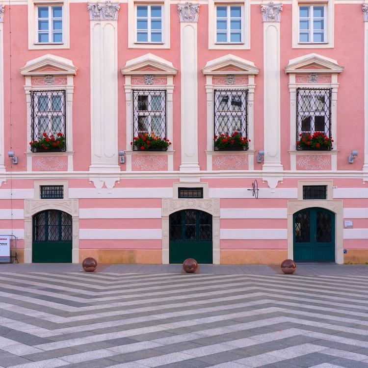 Architecture in Sankt Pölten