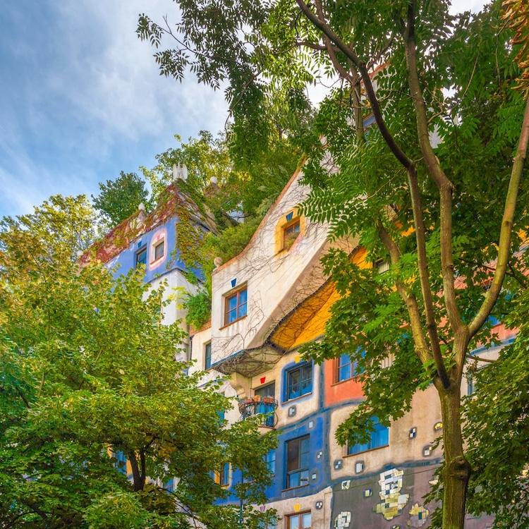 Modern Architecture in Vienna