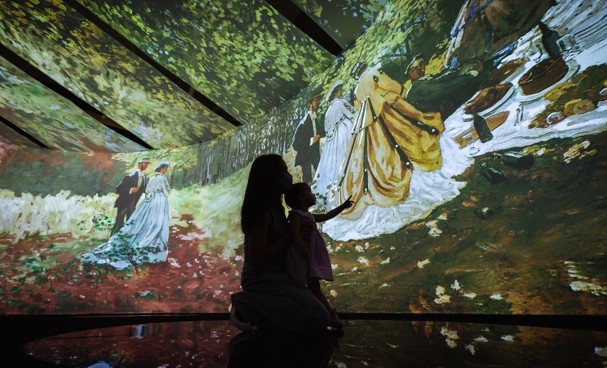 Exposition Beyond Monet