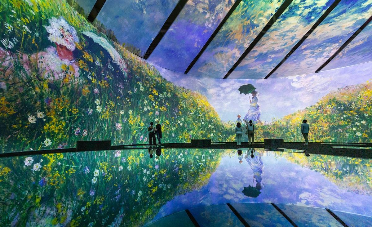 Beyond Monet Exhibition in Toronto