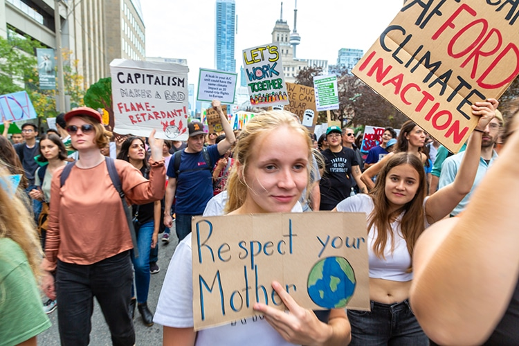 Gen Z Is Devoting Their Education and Budding Careers to Fighting the Climate Crisis