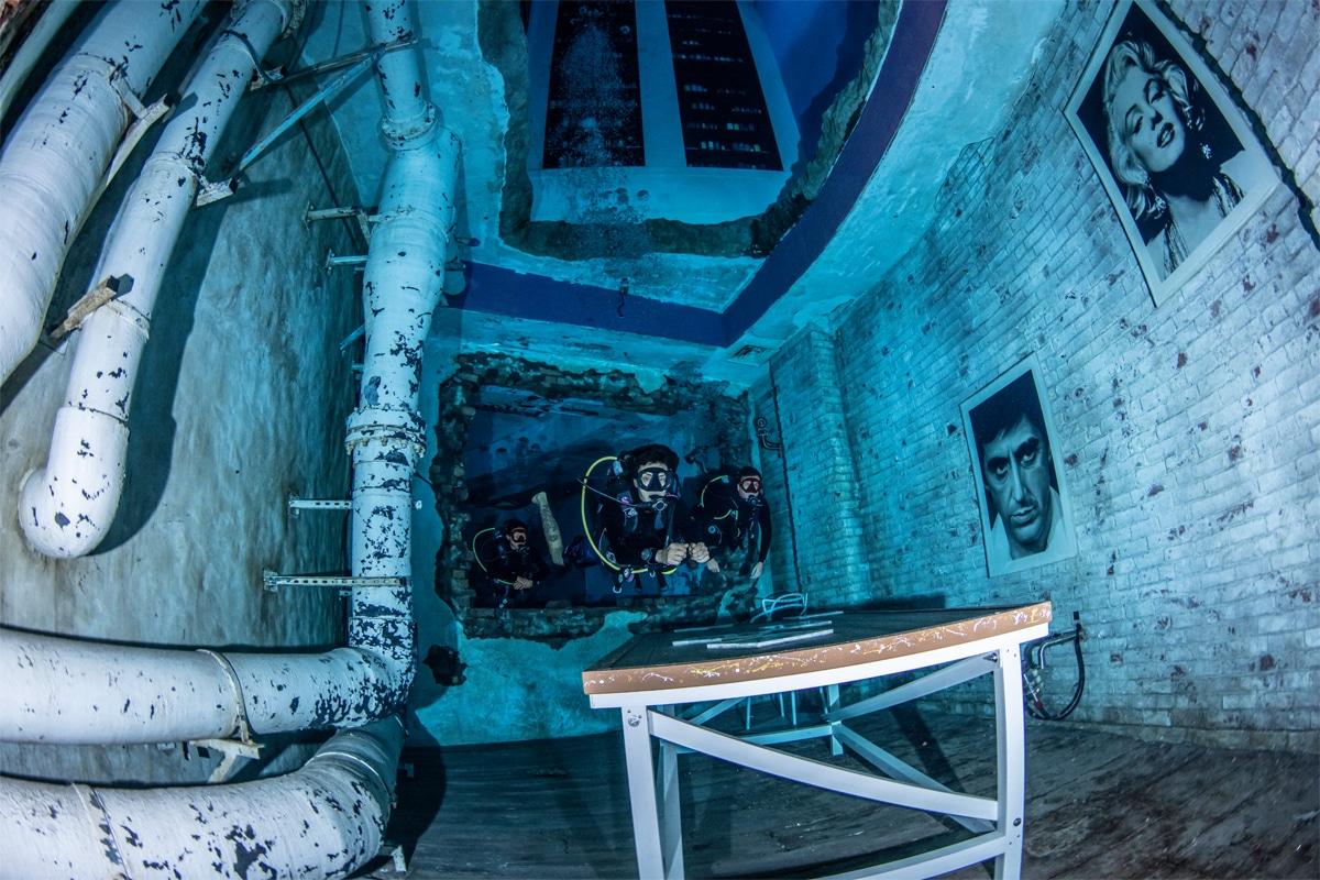 Deep Dive Dubaï