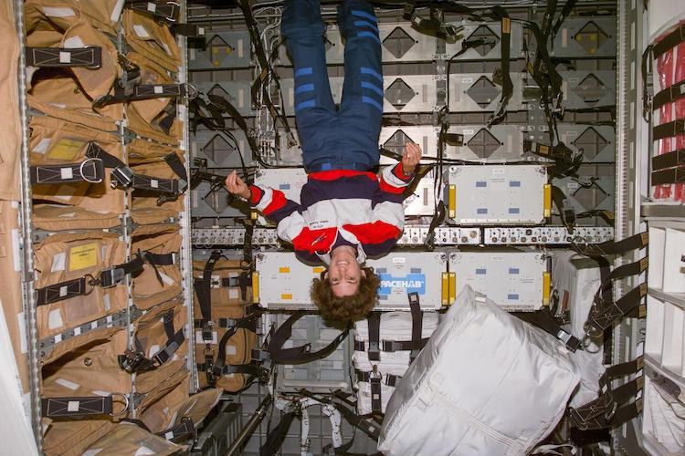 The First Hispanic NASA Women Astronauts in Space
