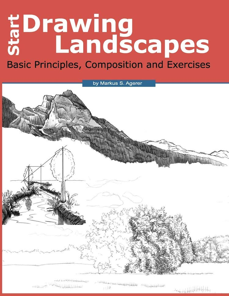 Drawing Landscapes Book
