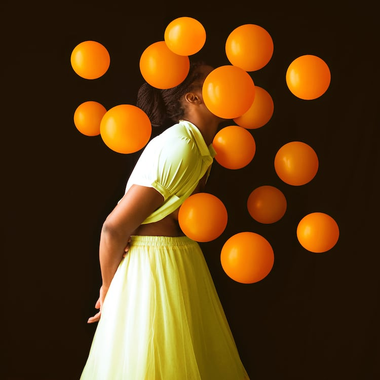 Conceptual Self Portrait Photography by Fares Micue