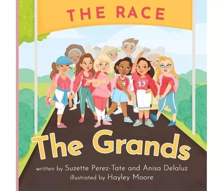 The Grands Book for Grandma and Grandpa