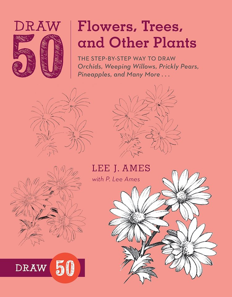 How to Draw Flowers, Trees, and Other Plants