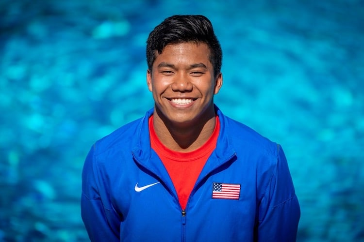 Jordan Windle Olympic Diving Champion Adopted from Cambodia by Single Gay Dad