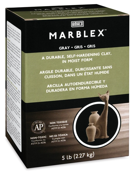 Amaco Marblex Air Dry Clay