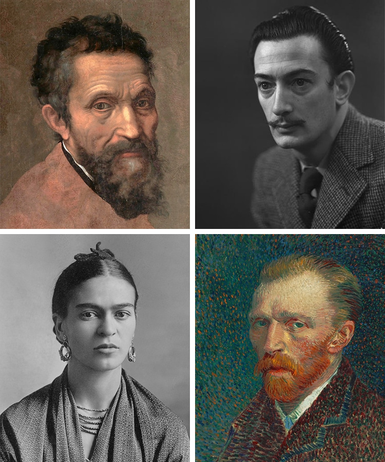 Most Famous Artists