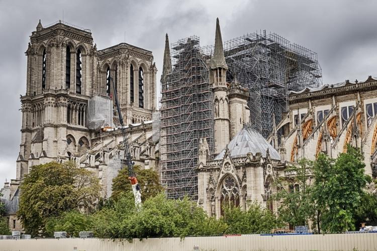 Cathédrale Notre-Dame de Paris, Francee