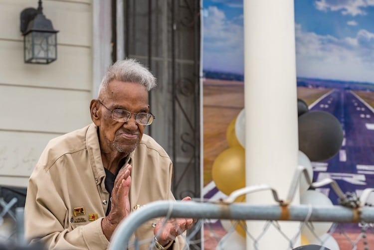 Lawrence Brooks, anniversaire du plus vieux vétéran américain de la Seconde Guerre mondiale