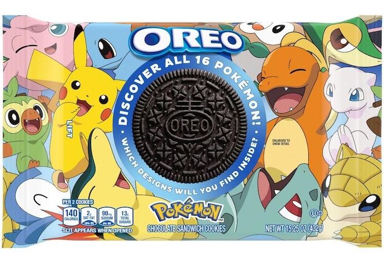 Pokémon x OREO Cookie