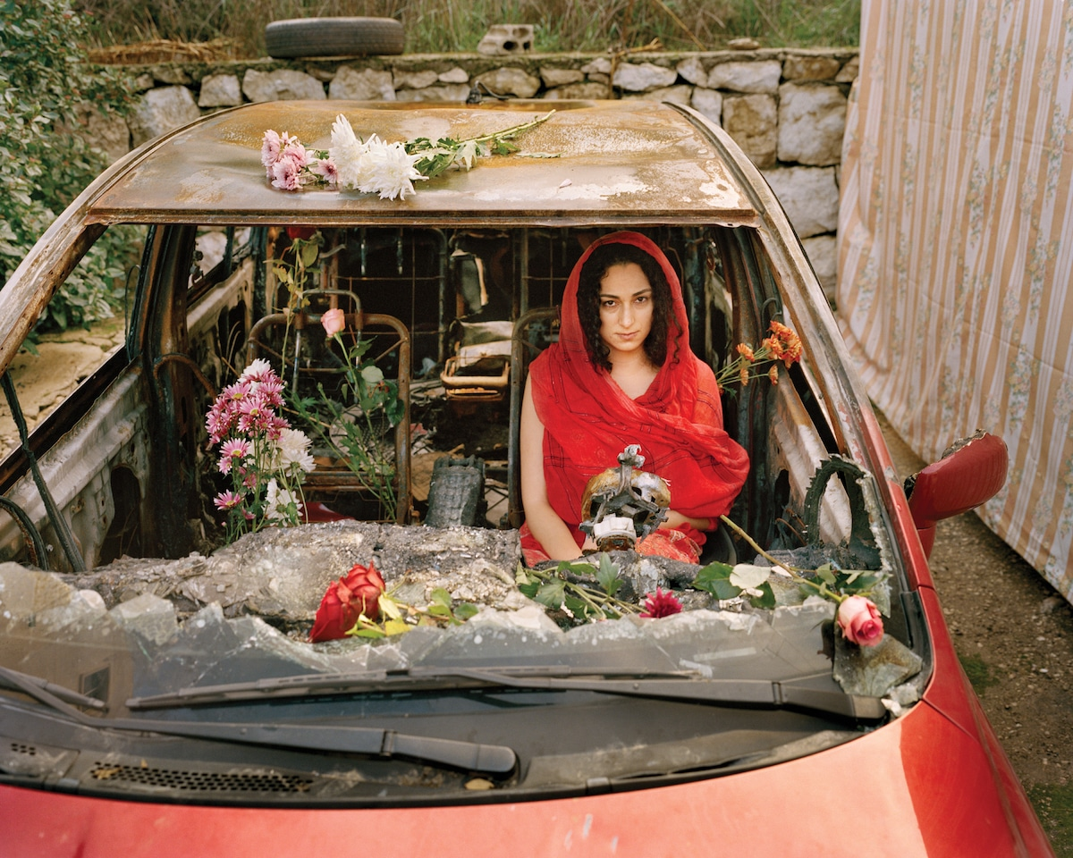 She Photo Book by Rania Matar