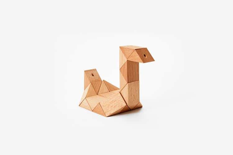 Wooden Puzzle Toy