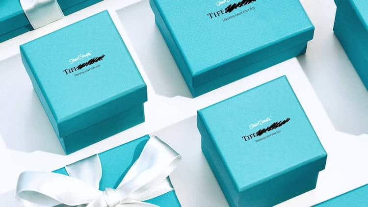 Tiffany Blue Paint Color Tiff by Stuart Semple