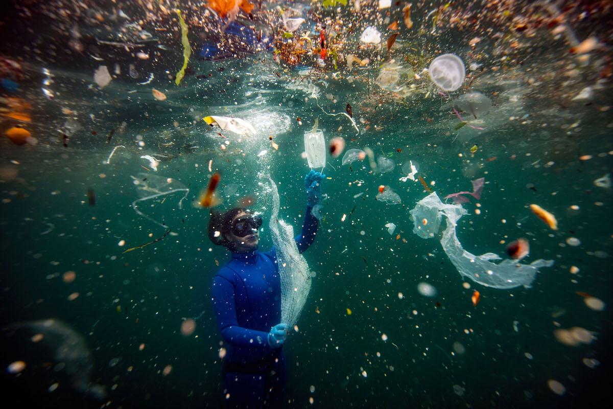 Medical Plastic Waste in the Mediterranean