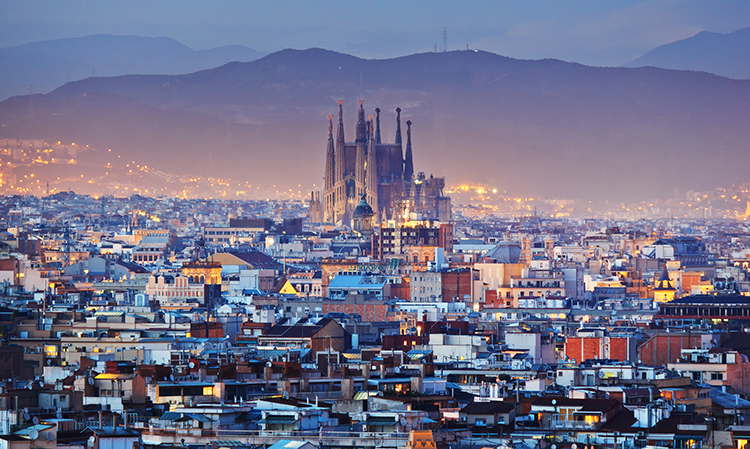 Barcelona Offers a Swap: Ditch Your Car and Get Free Transport