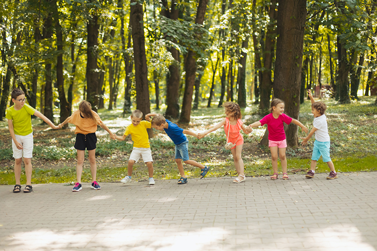 """Finnish Daycares Built """"Forests"""" and Boosted Children's Immune System"""