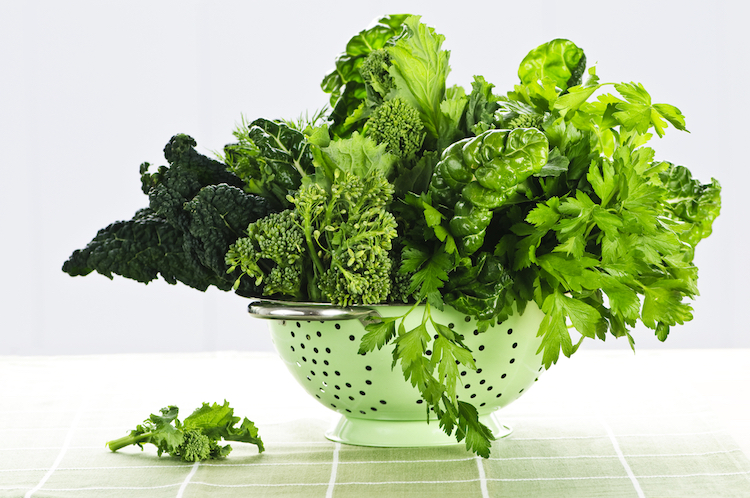 Leafy Green Foods