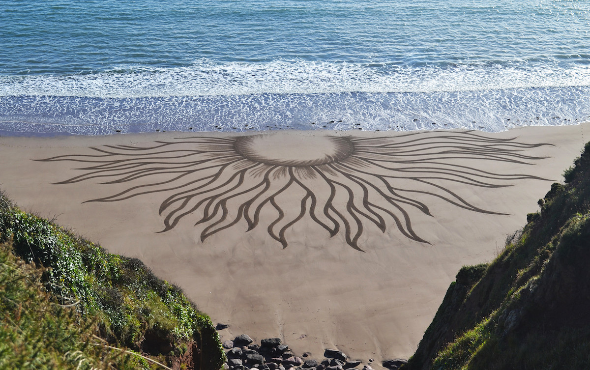 Land Art by Jon Foreman