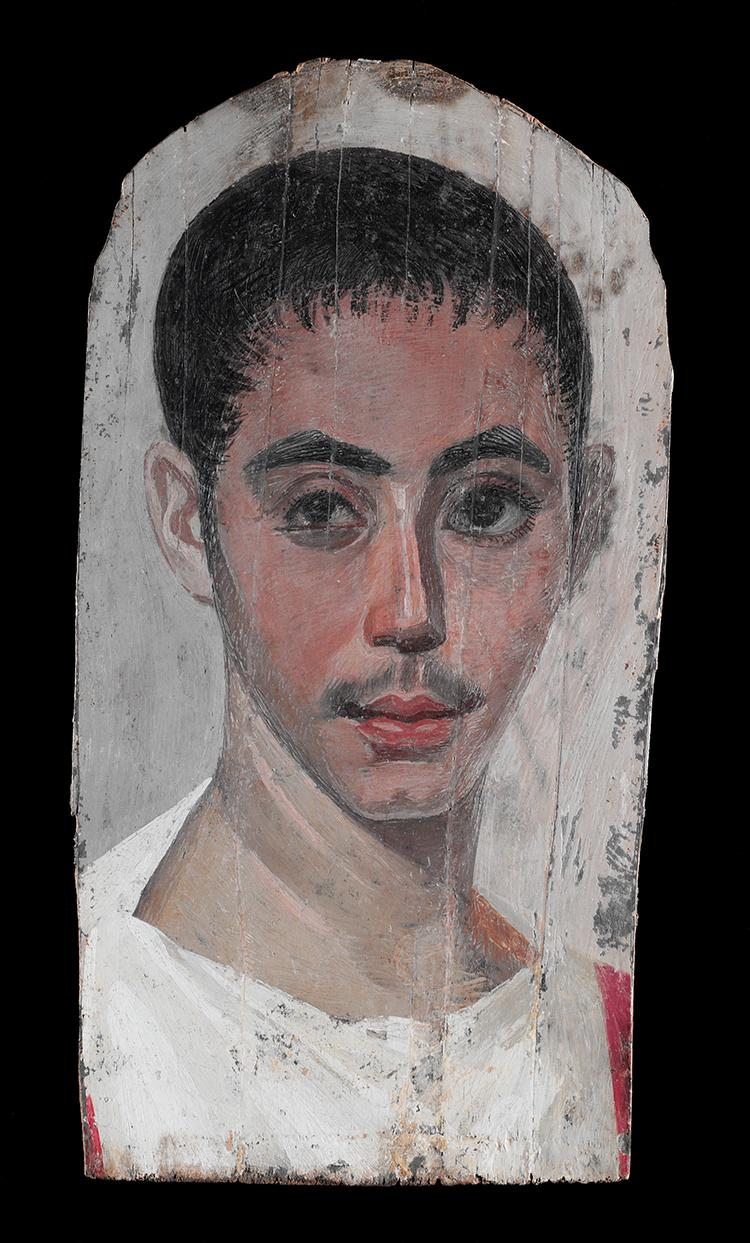 Mummy Board Portrait